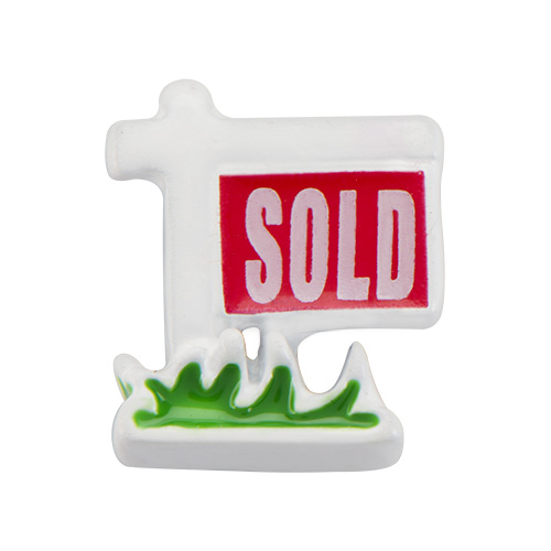 CH1689 Real Estate Sign Charm 1 copy